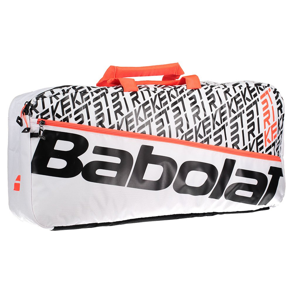 Babolat Pure Strike Duffle M One Size White / Red