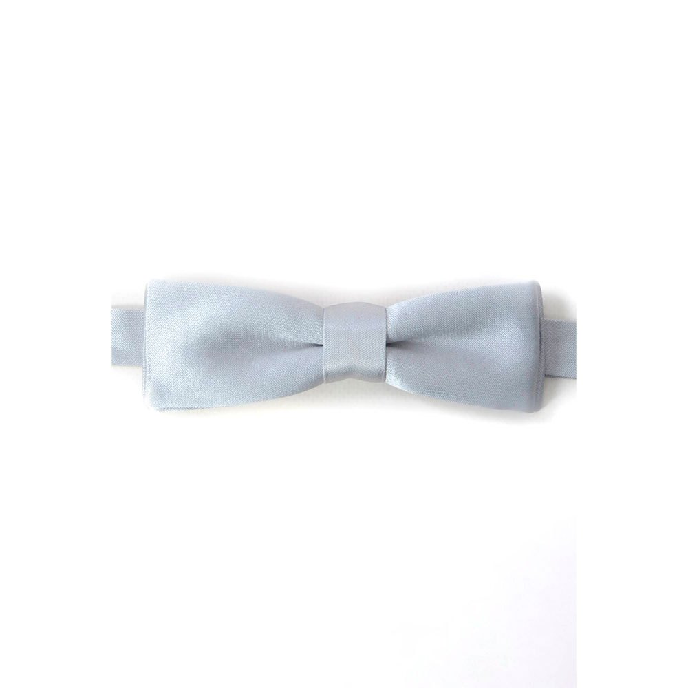 Dolce & Gabbana Men Bow Tie One Size Grey