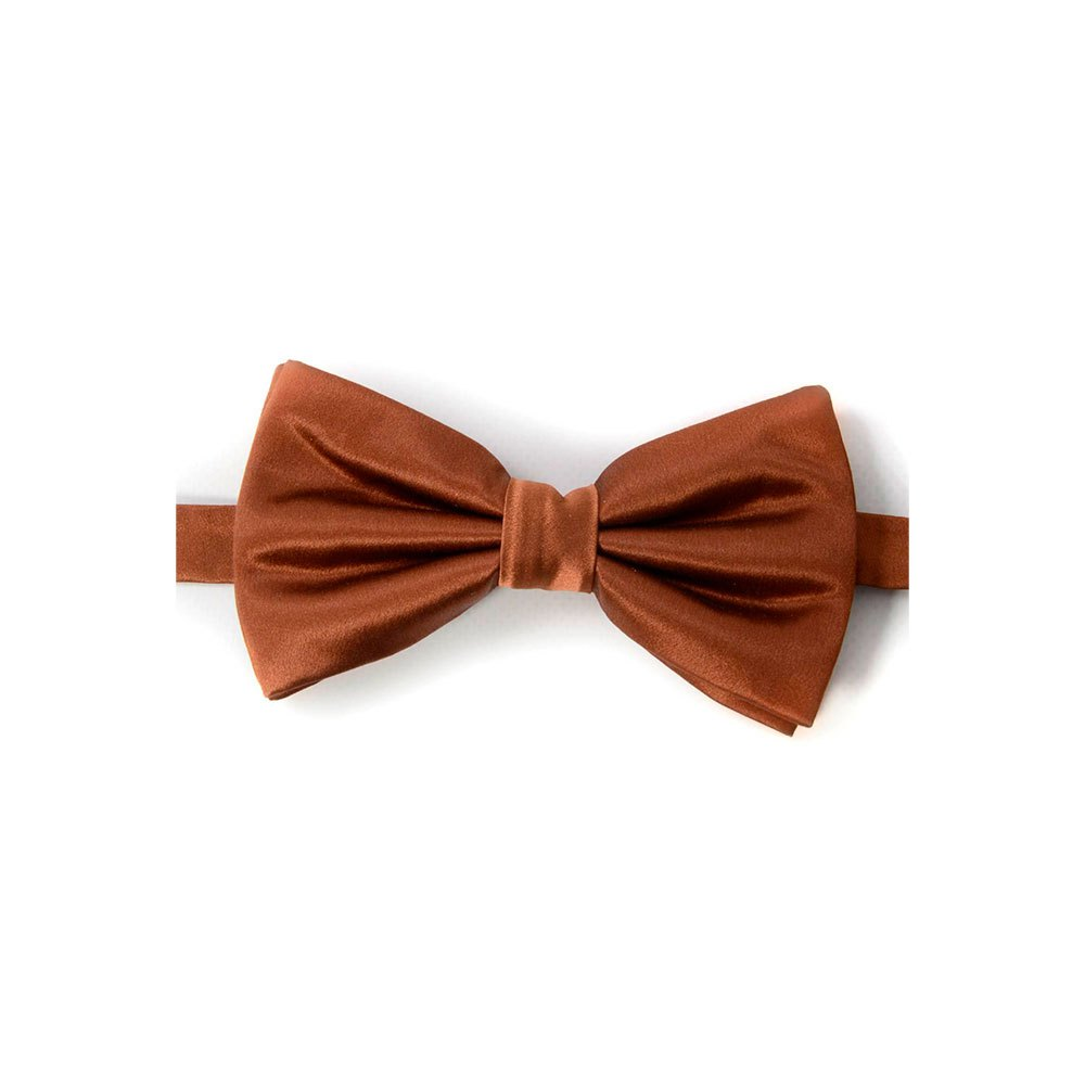 Dolce & Gabbana Men Bow Tie One Size Brown