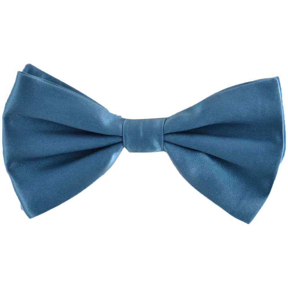Dolce & Gabbana Men Bow Tie One Size Blue 1