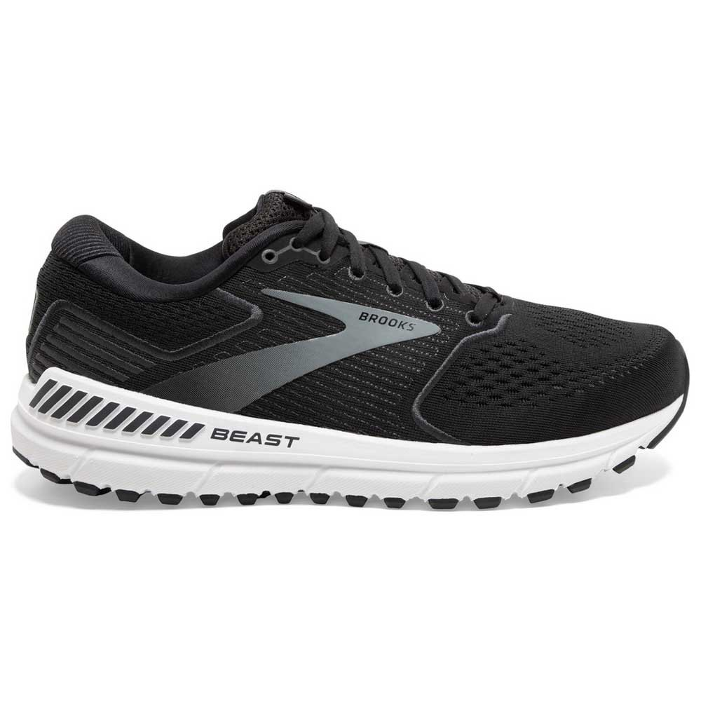 Brooks Beast 20 Black / Ebony / Grey