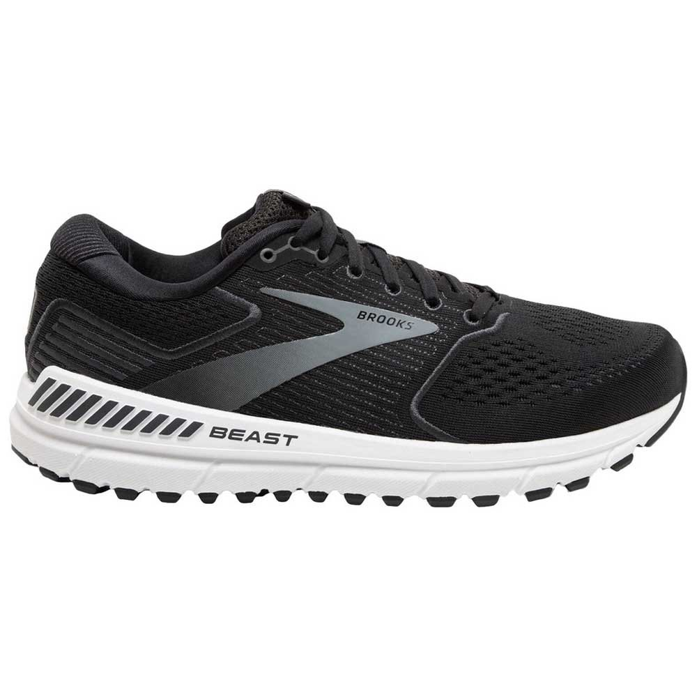 Brooks Beast 20 EU 42 1/2 Black / Grey / Silver