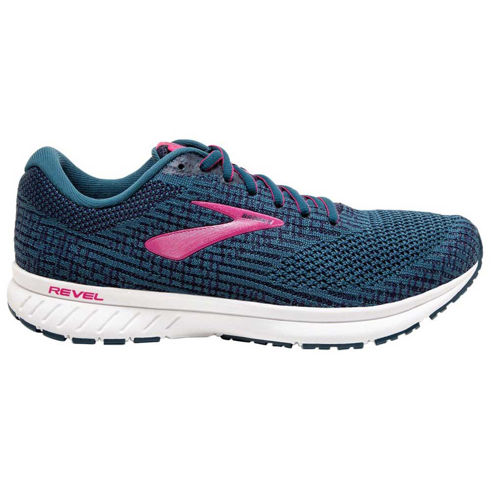 Brooks Revel 3 EU 38 Blue / Navy / Beetroot