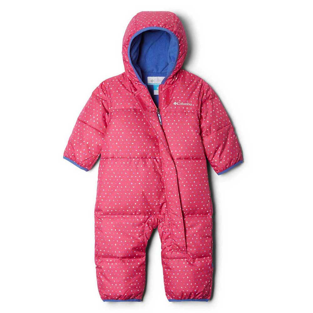columbia-snuggly-bunny-bunting-12-18-months-pink-ice-sparkler-arctic-blue
