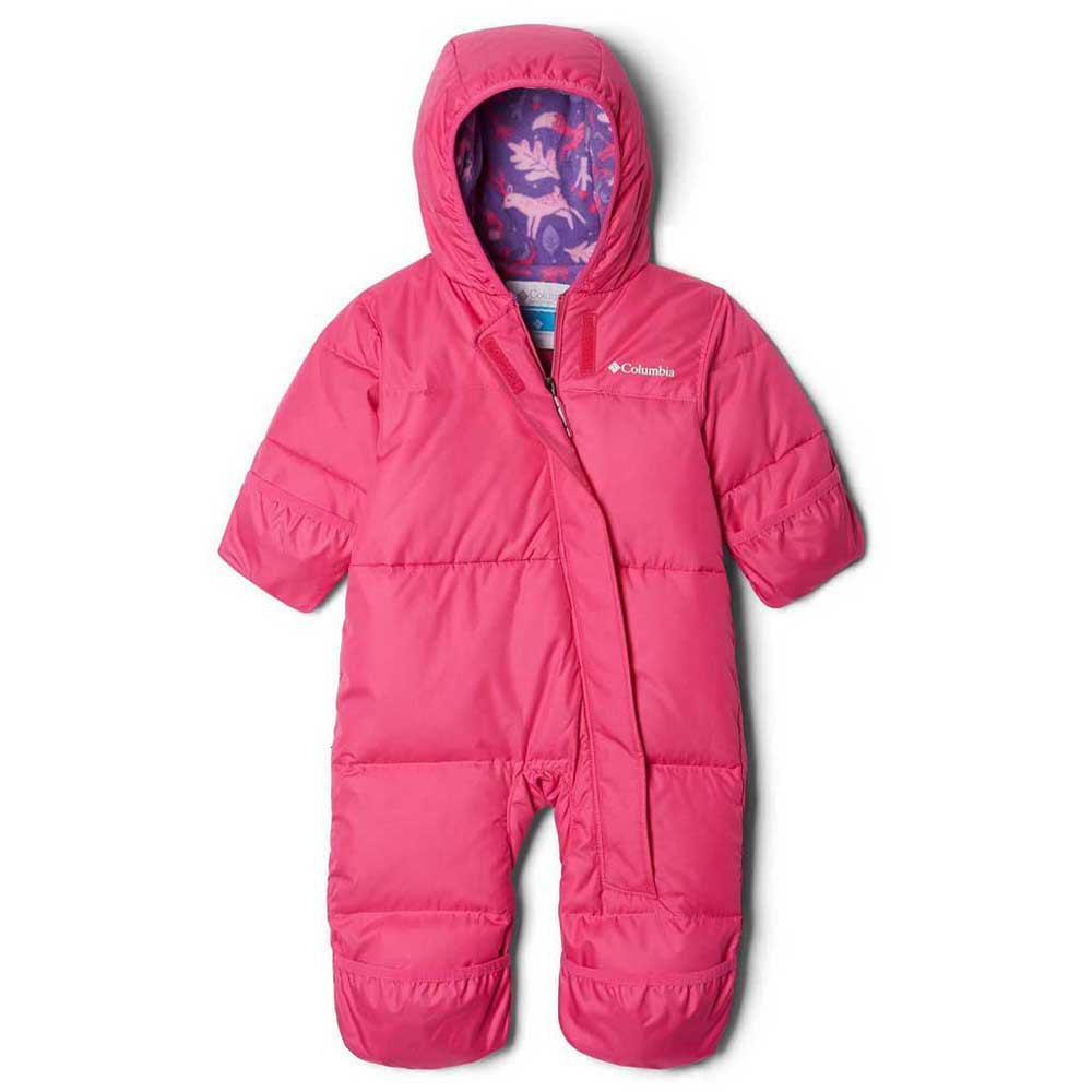 Columbia-Snuggly-Bunny-Bunting-Rosa-T52327-Overalls-Mann-Rosa-Overalls Indexbild 4