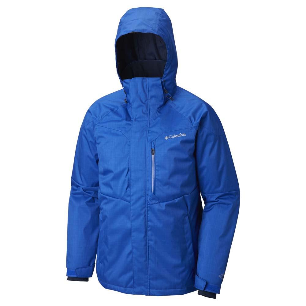 Dettagli Blu Alpine Action T15668 Su Giacche UomoSci