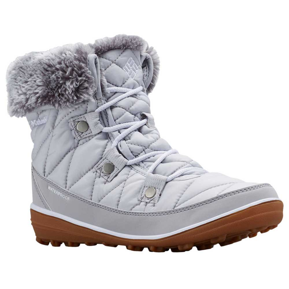 columbia-heavenly-shorty-omni-heat-eu-37-grey-ice-white