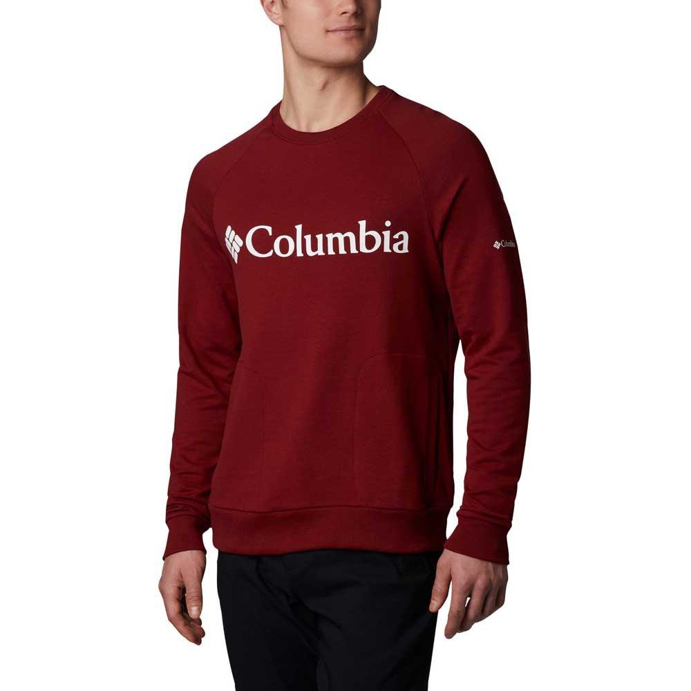 Columbia Lodge Crew XXL Red Jasper