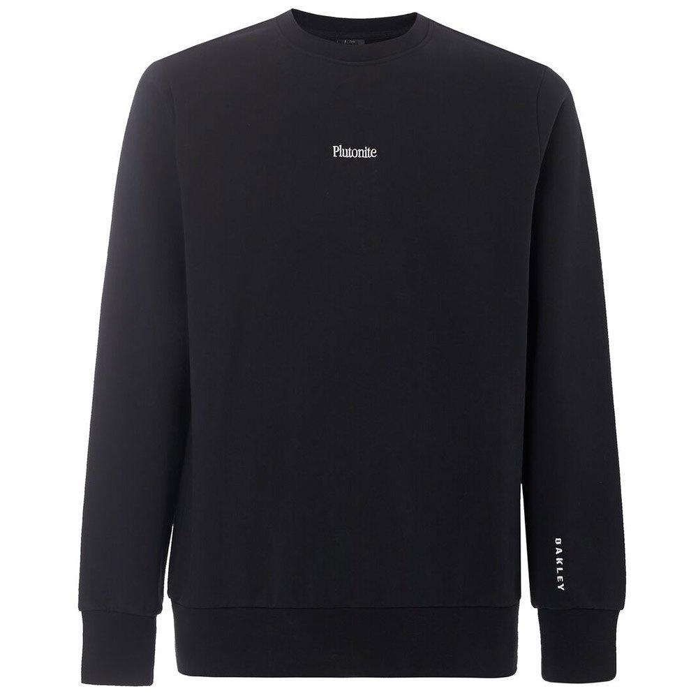 Oakley Apparel Plutoniteneck Fleece XS Blackout