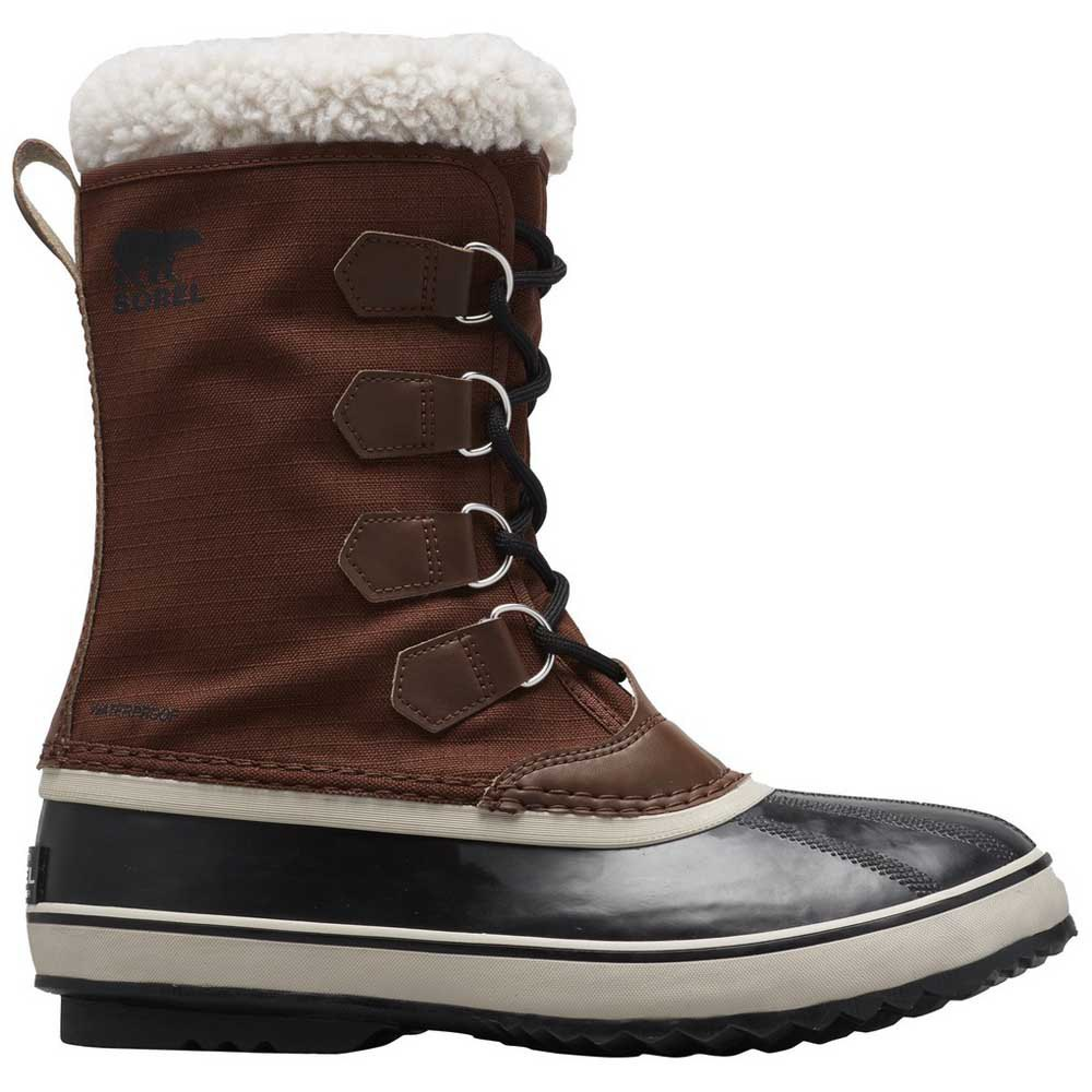 Sorel 1964 Pac Nylon EU 46 Tobacco / Black