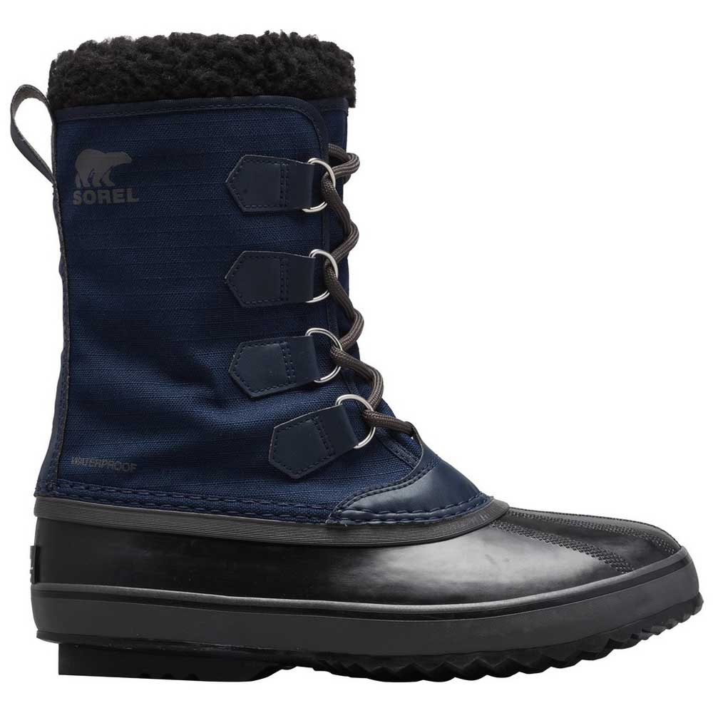 Sorel 1964 Pac Nylon EU 44 Collegiate Navy / Black