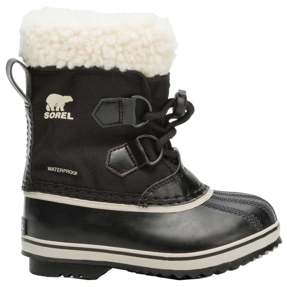 Sorel Yoot Pac Nylon Children EU 27 Black