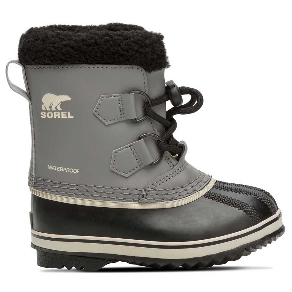 Sorel Yoot Pac Tp Children EU 30 Quarry / Black