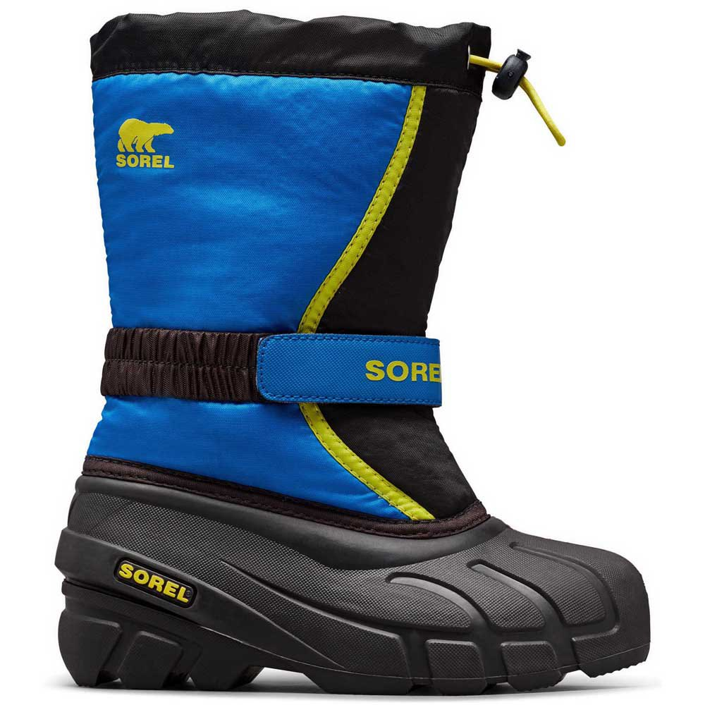 Sorel Flurry Children EU 30 Black / Super Blue