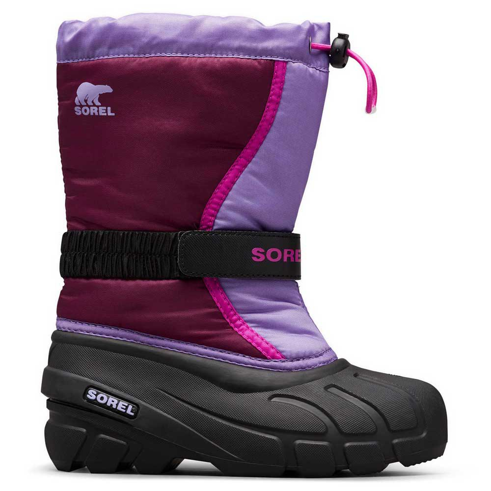 Sorel Flurry Children EU 30 Purple Dahlia / Paisley Purple