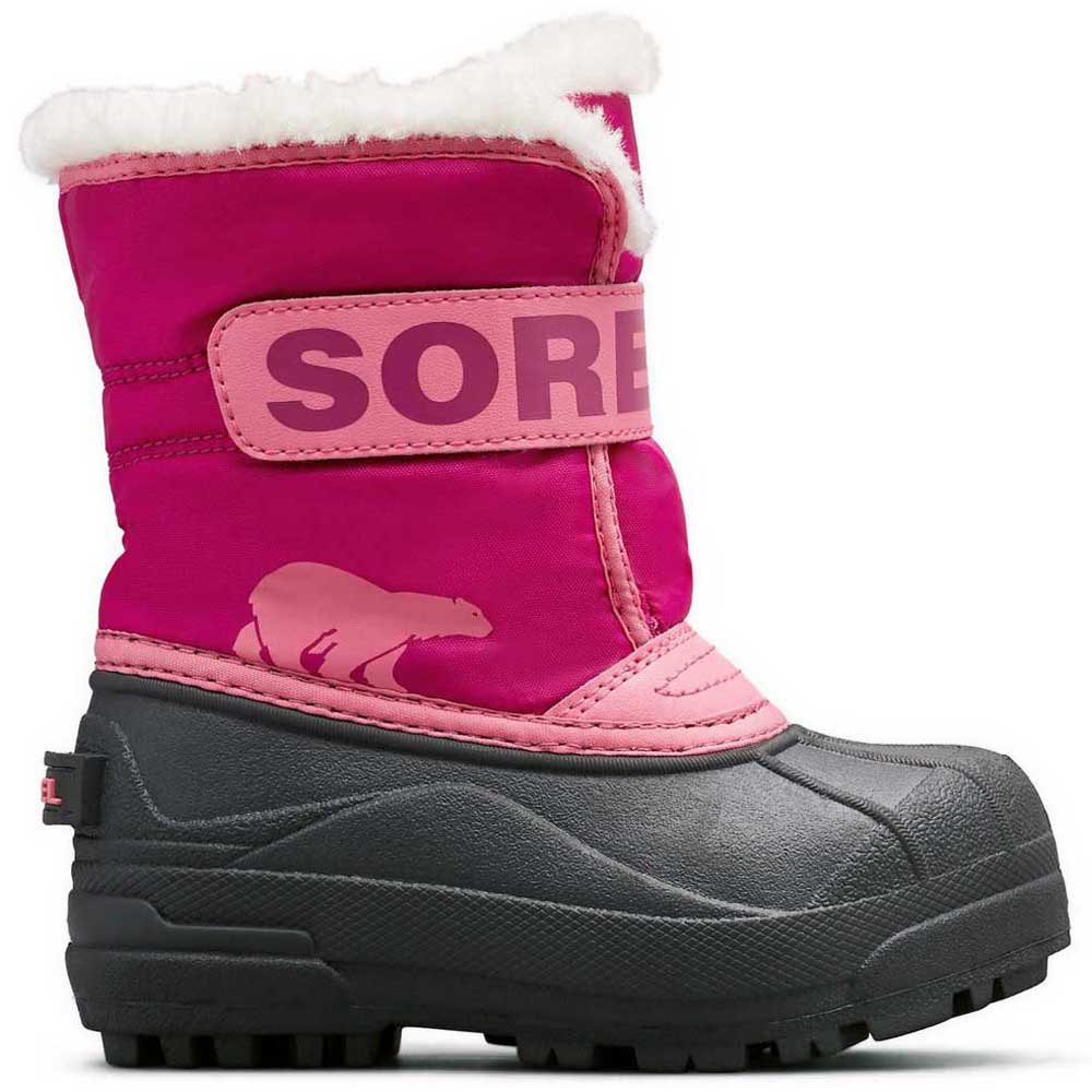 Sorel Snow Commander Children EU 30 Tropic Pink / Deep Blush