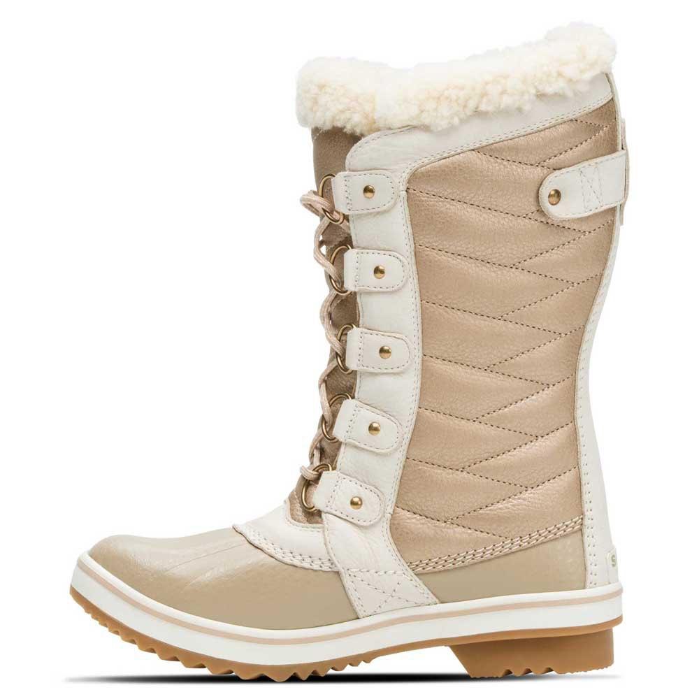 Sorel-Tofino-Ii-Lux-Beige-T67646-Botas-nieve-Mujer-Beige-Botas-nieve-Sorel miniatura 9