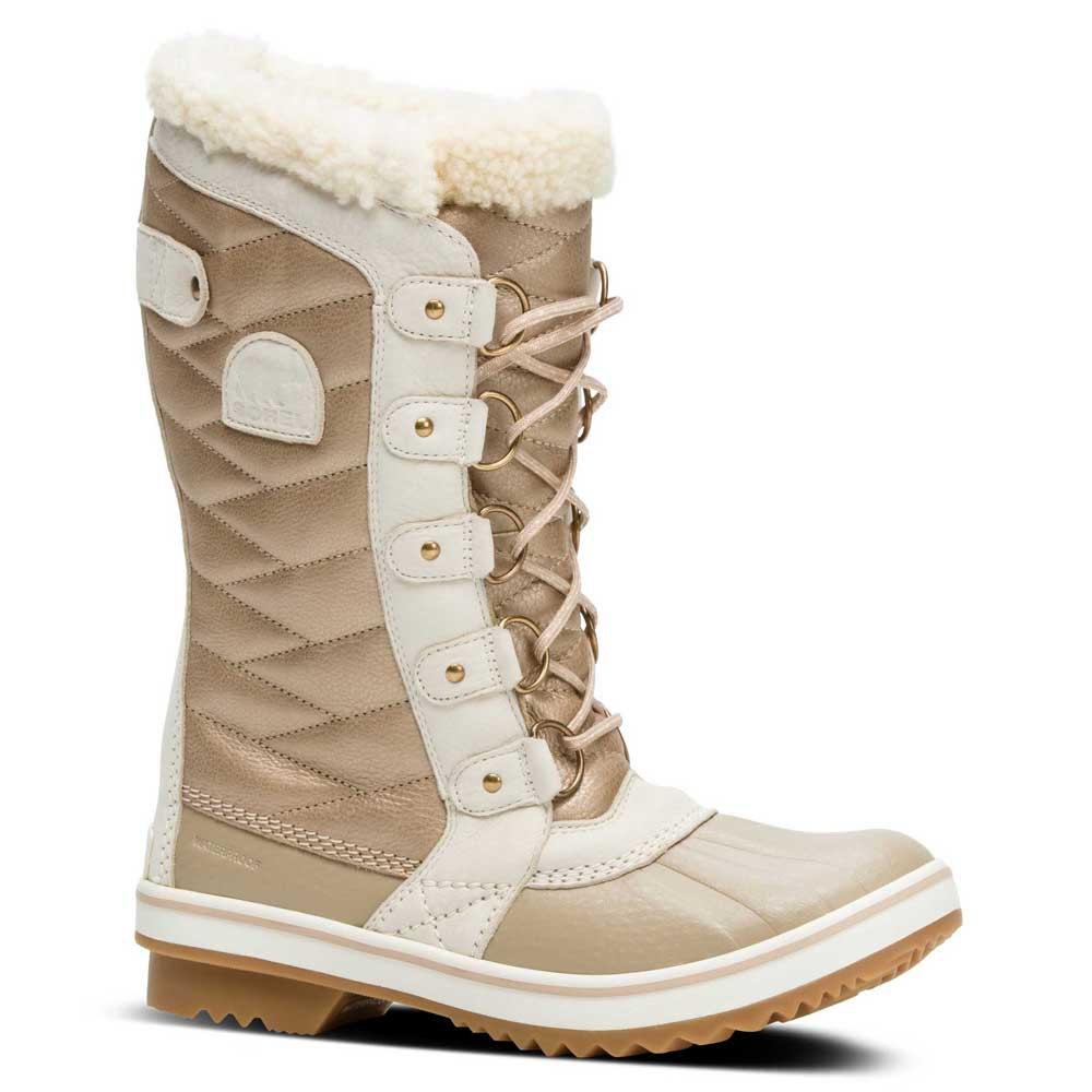 Sorel-Tofino-Ii-Lux-Beige-T67646-Botas-nieve-Mujer-Beige-Botas-nieve-Sorel miniatura 10