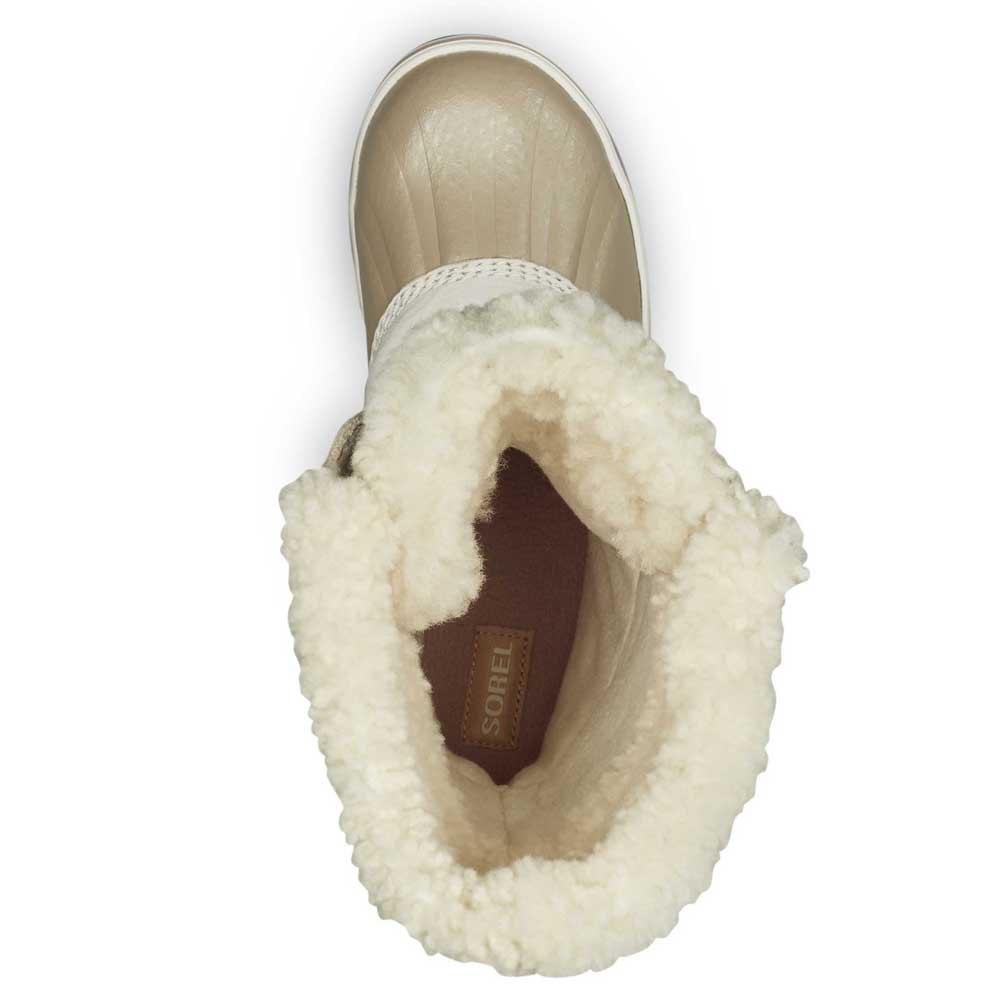 Sorel-Tofino-Ii-Lux-Beige-T67646-Botas-nieve-Mujer-Beige-Botas-nieve-Sorel miniatura 11