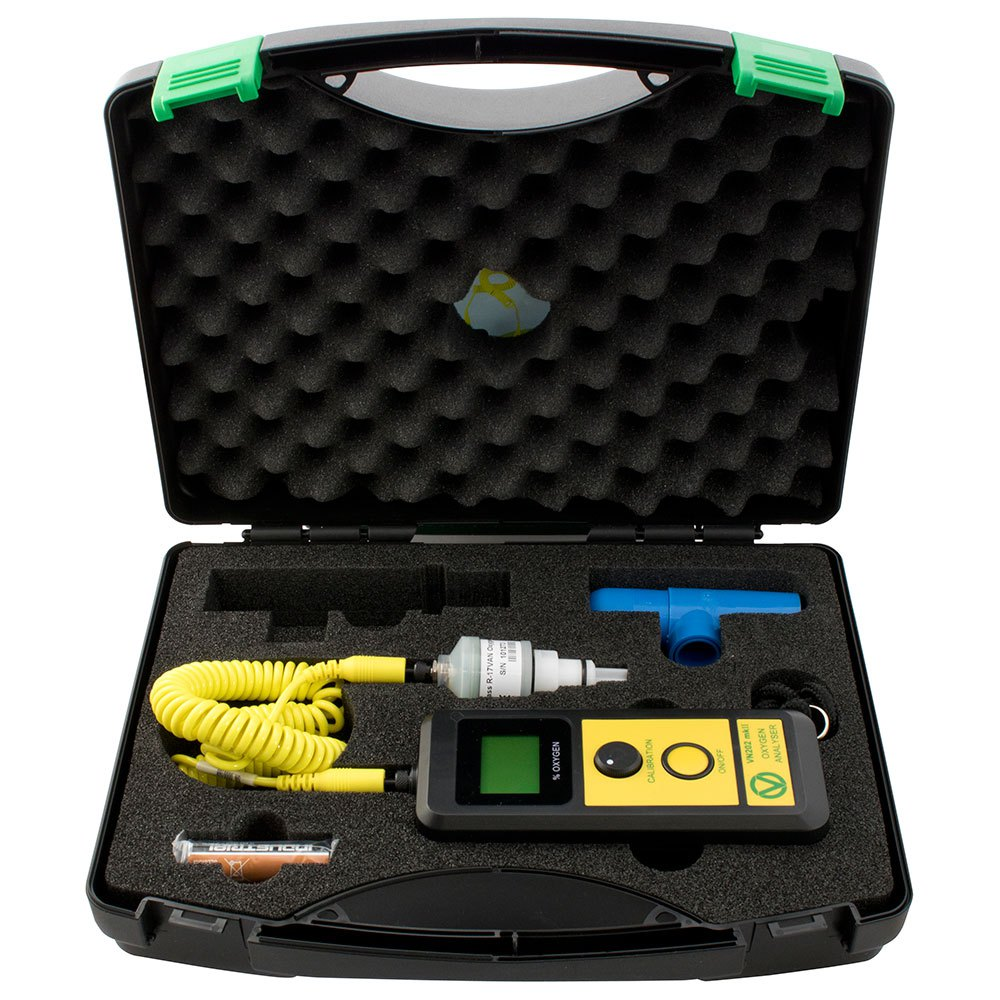 Tecnomar Vn202 Mkii Quick-ox Analysatoren Vn202 Mkii Quick-ox