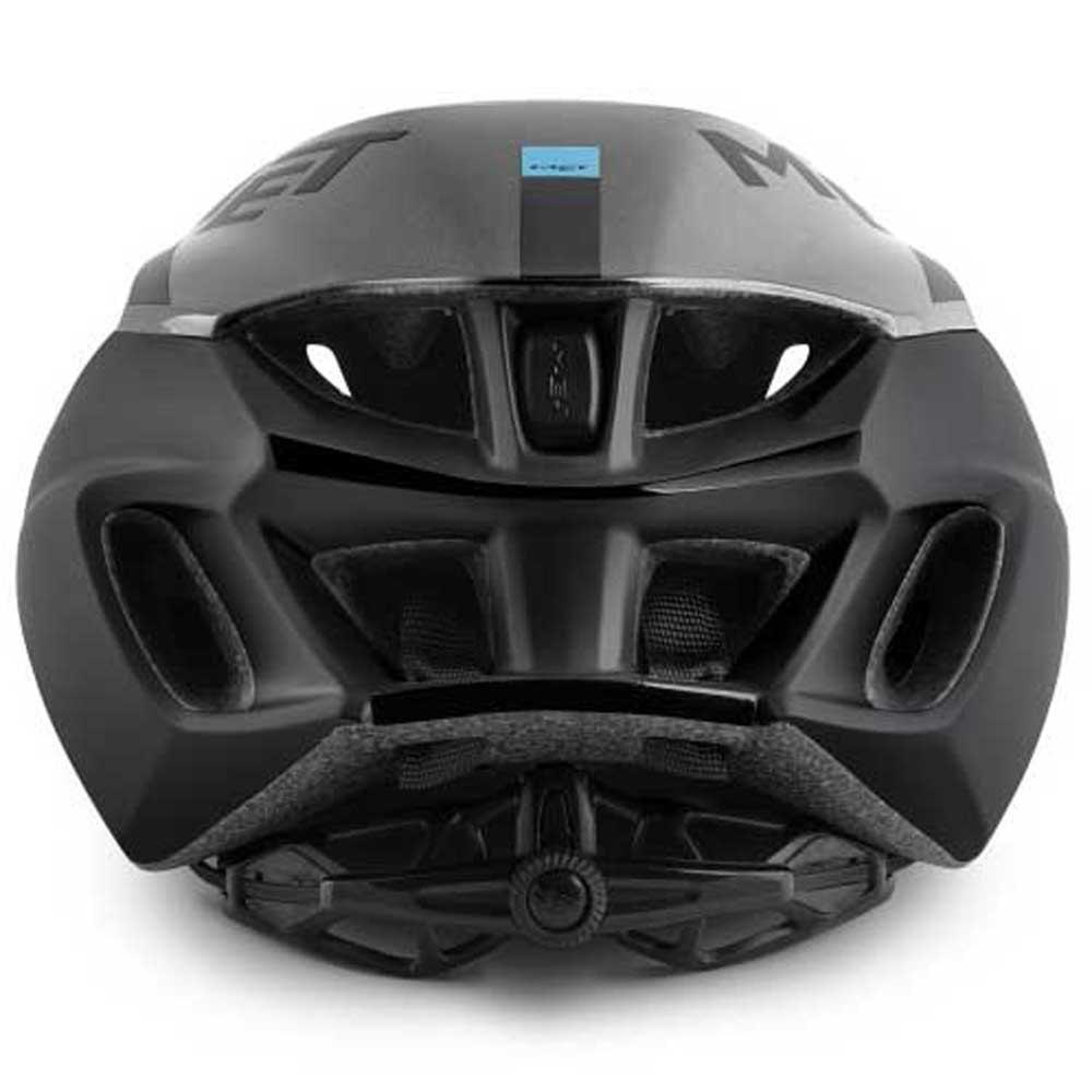 Met-Manta-Gris-T86092-Cascos-Unisex-Gris-Cascos-Met-ciclismo-Protecciones miniatura 6