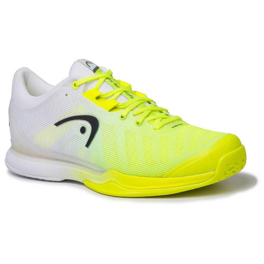 Head Racket Sprint Pro 3.0 EU 39 Neon Yellow / White