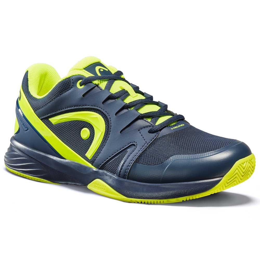 Head Racket Extreme Clay EU 40 Dark Blue / Neon Yellow