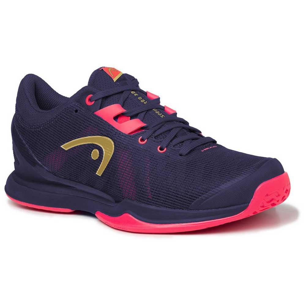 Head Racket Sprint Pro 3.0 EU 36 Dark Blue / Neon Pink