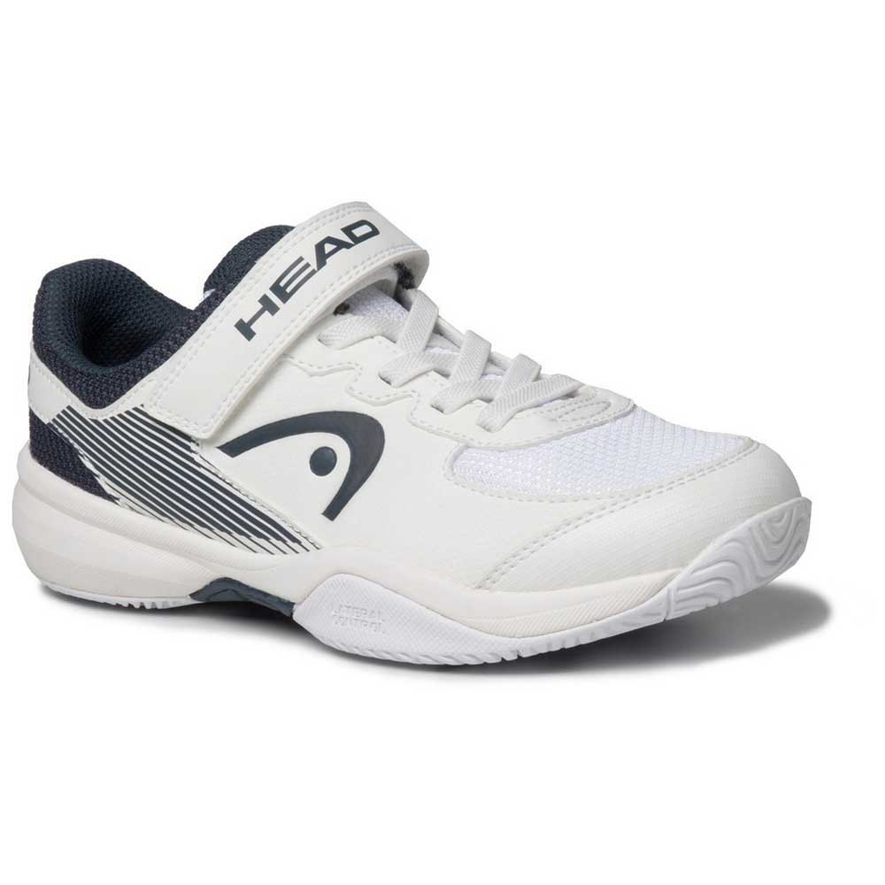 Head Racket Sprint Velcro 3.0 EU 28 White / Midnight Navy