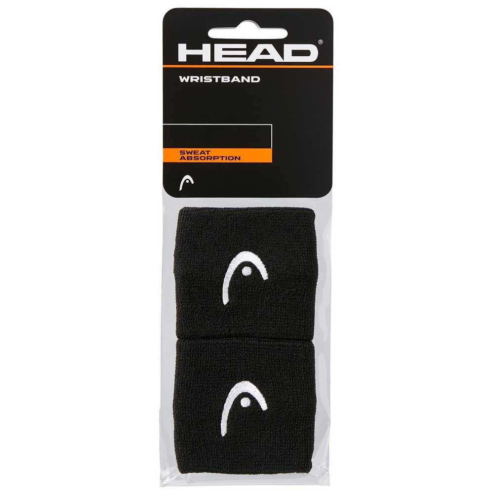 Head Racket Wristband 2.5´´ One Size Black