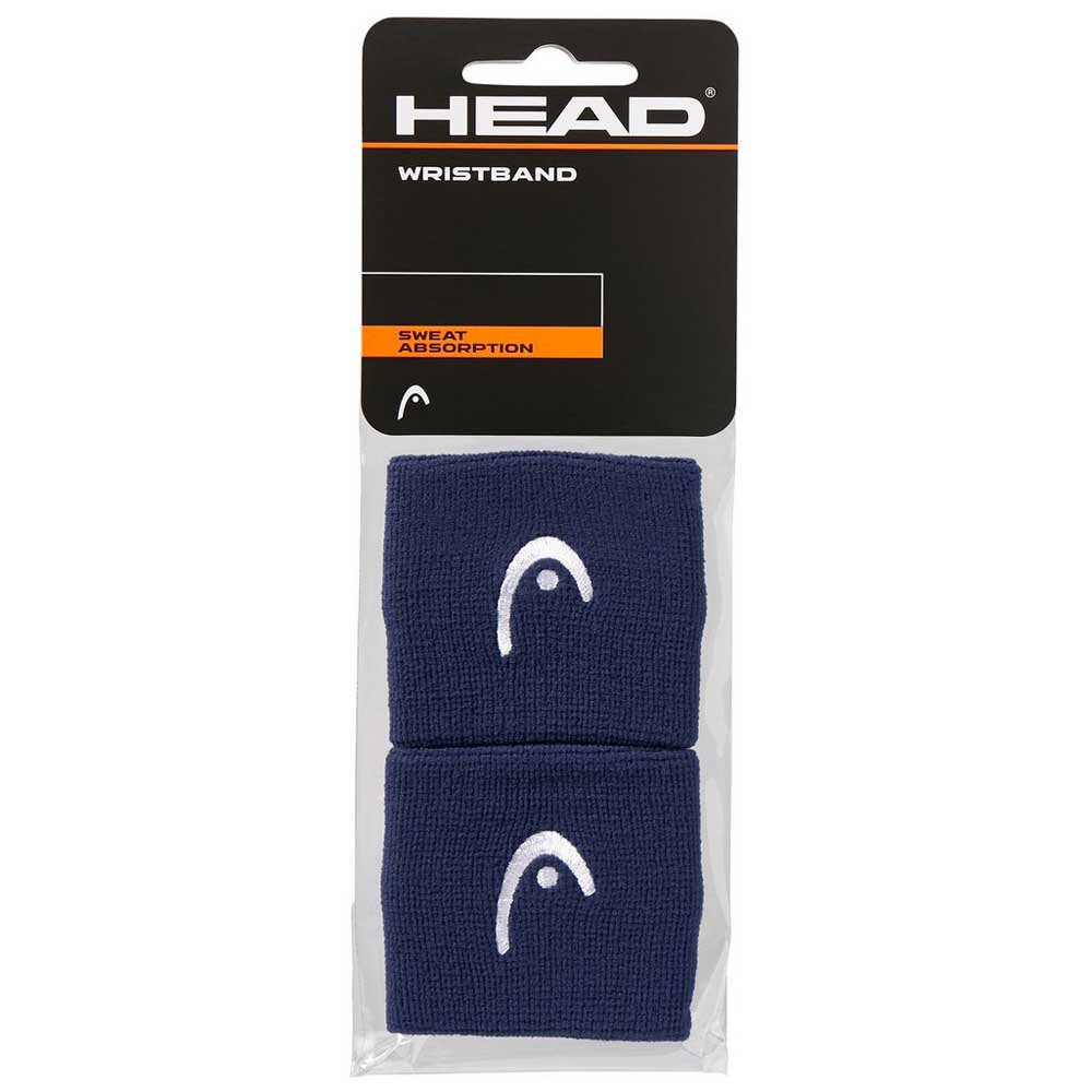 Head Racket Wristband 2.5´´ One Size Navy