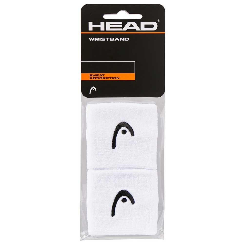 Head Racket Wristband 2.5´´ One Size White