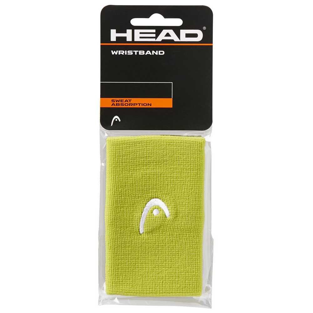 Head Racket Logo 5´´ One Size Lime