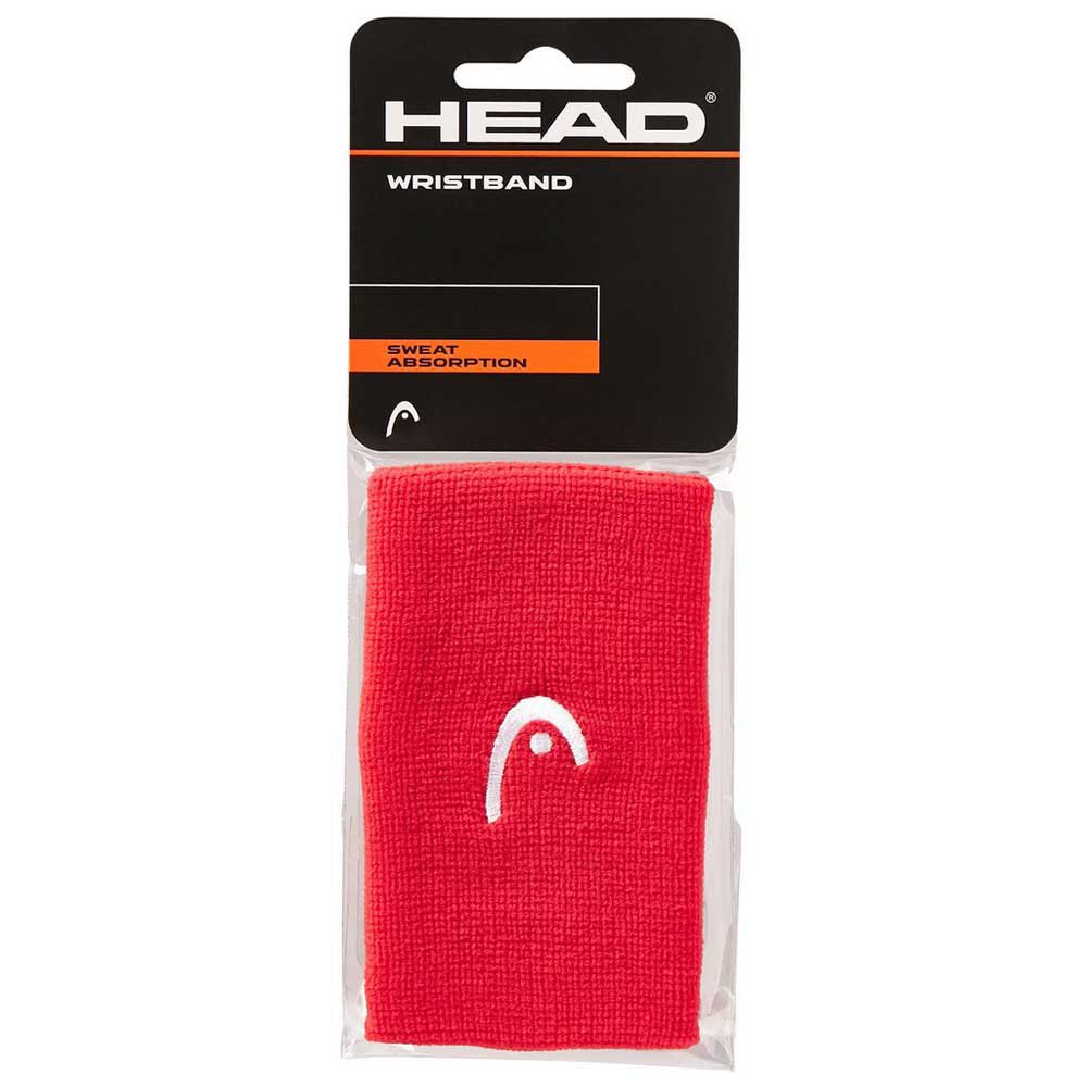 Head Racket Wristband 5´´ One Size Red