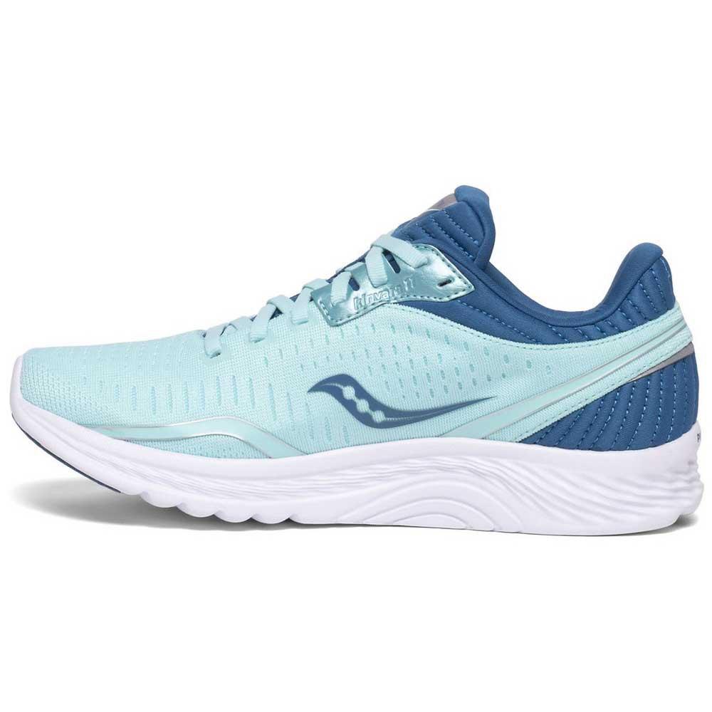 Saucony-Kinvara-11-Azul-T20807-zapatillas-Running-Mujer-Azul-Saucony-running miniatura 8