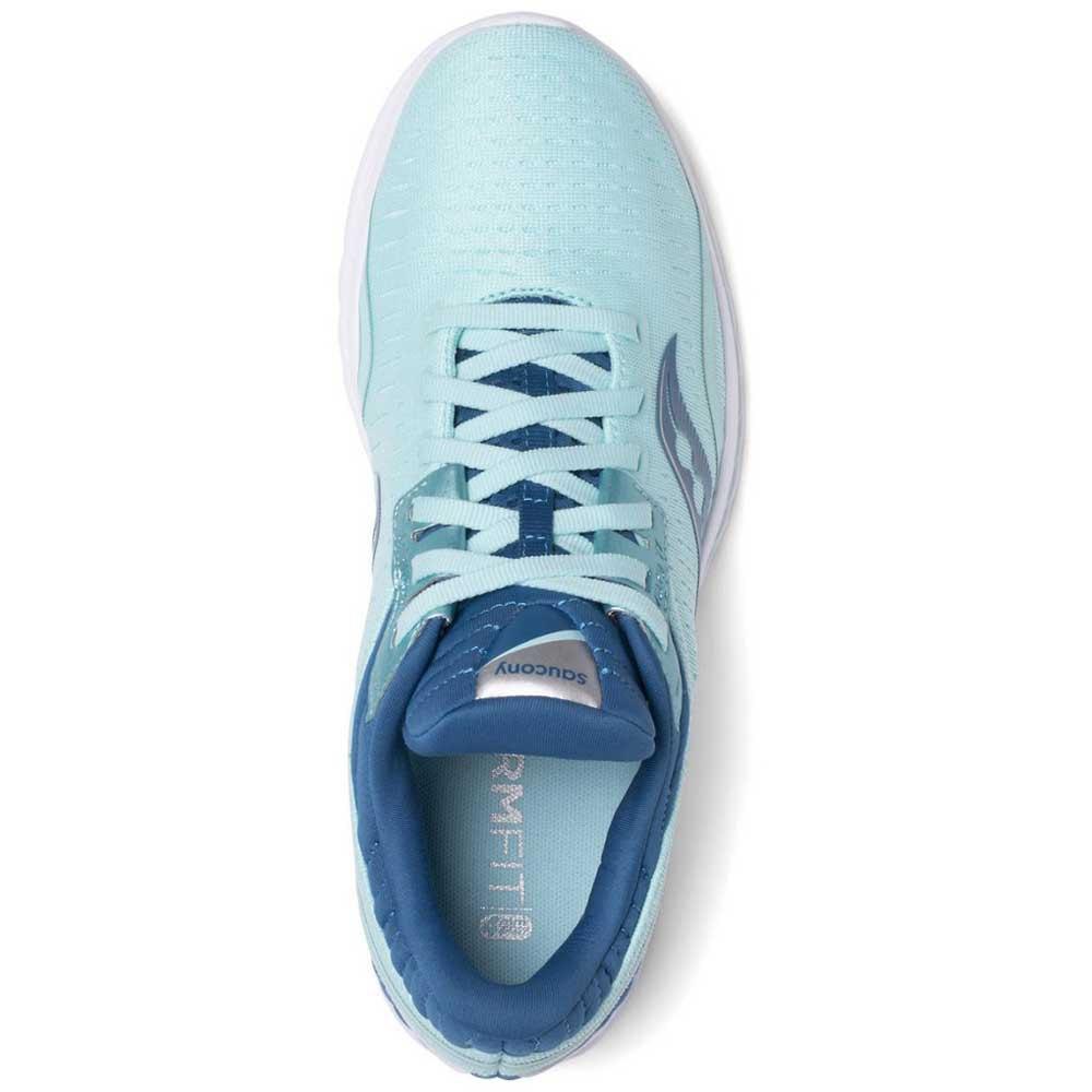 Saucony-Kinvara-11-Azul-T20807-zapatillas-Running-Mujer-Azul-Saucony-running miniatura 10
