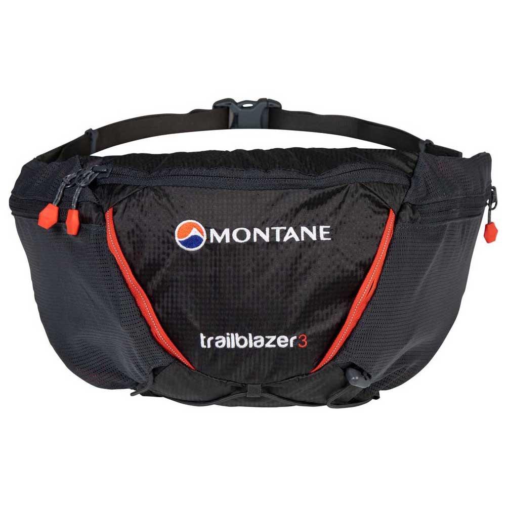 Montane Trailblazer 3l One Size Charcoal