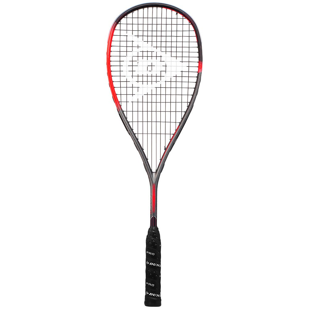 Dunlop Hyperfibre Xt Revelation Pro One Size Red / Gunmetal