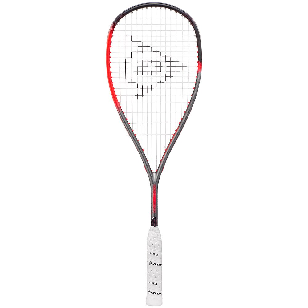 Dunlop Hyperfibre Xt Revelation Pro Lite One Size Red / Gunmetal