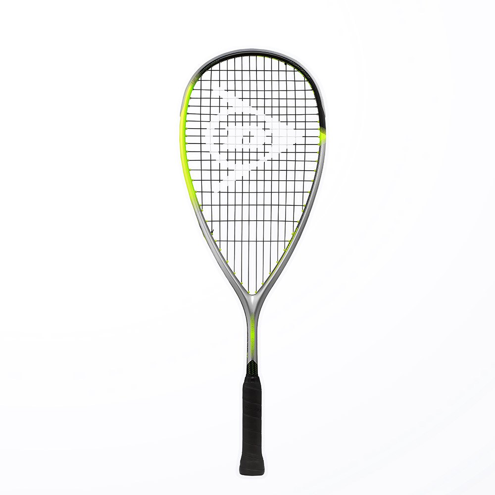 Dunlop Hyperfibre+ Revelation Junior One Size Yellow / Silver
