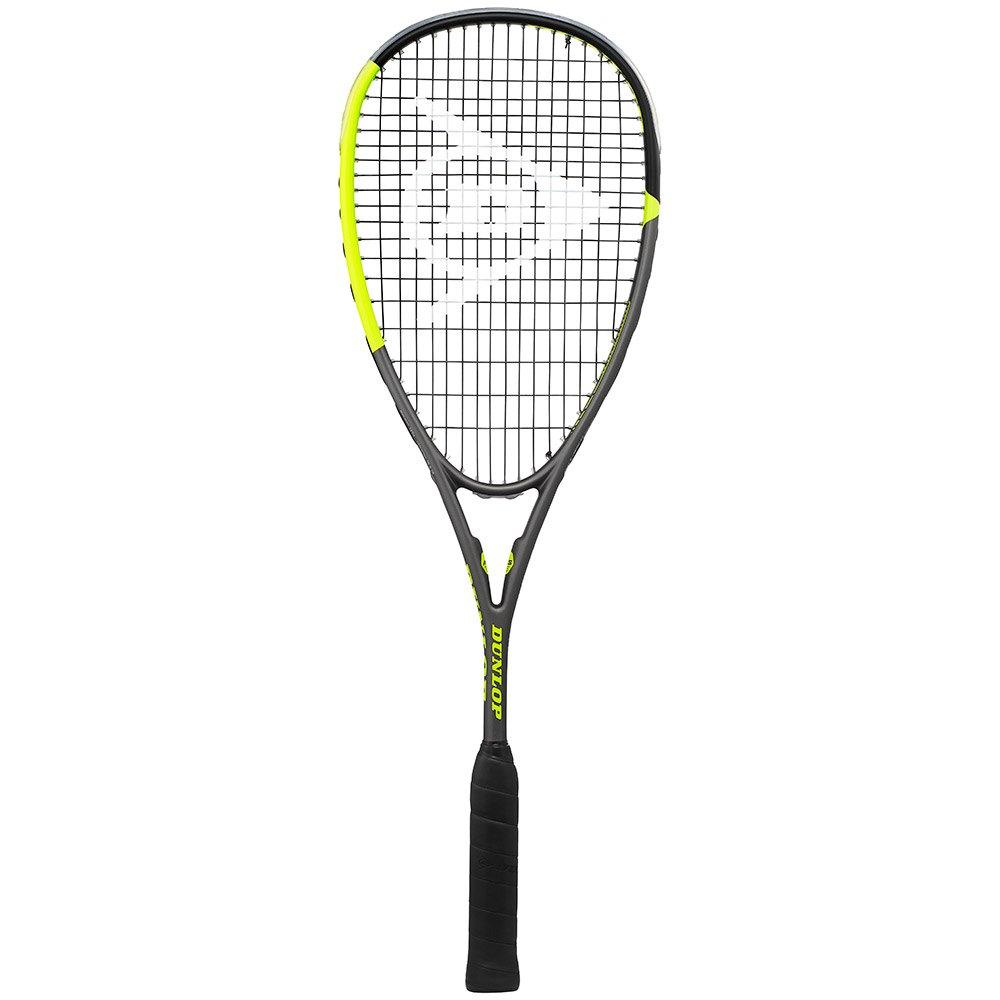 Dunlop Blackstorm Graphite 4.0 One Size Gunmetal / Yellow / Black