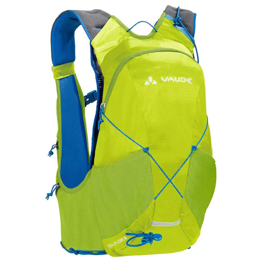 Vaude Sac À Dos Trail Spacer 8l One Size Bright Green
