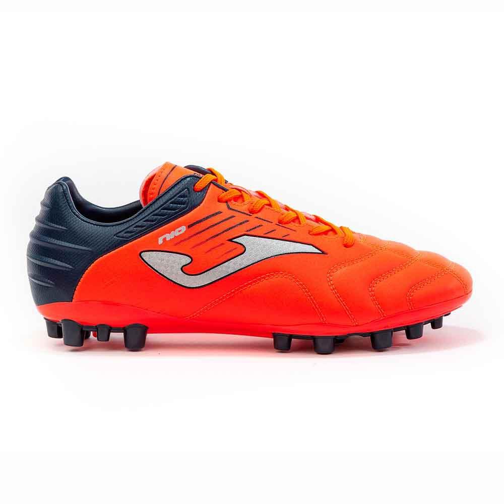 Joma Chaussures Football Number 10 2008 Fg EU 43 Orange / Marine