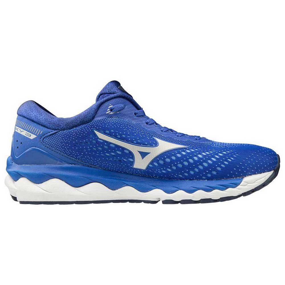 Mizuno Wave Sky 3 EU 37 Dark Blue / Nimbus Cloud / Ultramarine