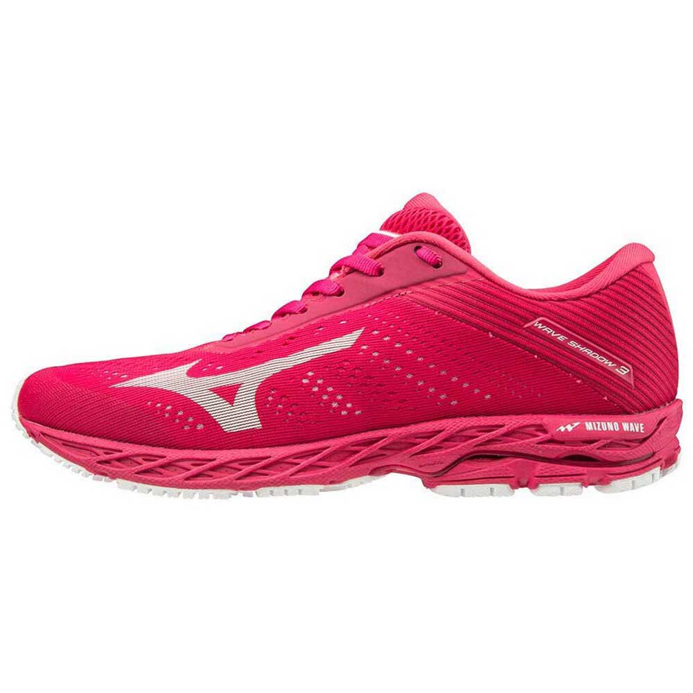 Mizuno Wave Shadow 3 EU 37 Rose Red / White