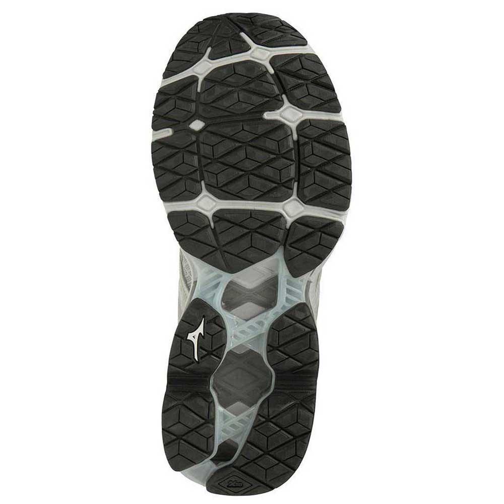 Mizuno-Wave-Creation-21-Gris-T21580-zapatillas-Running-Mujer-Gris-Mizuno miniatura 7