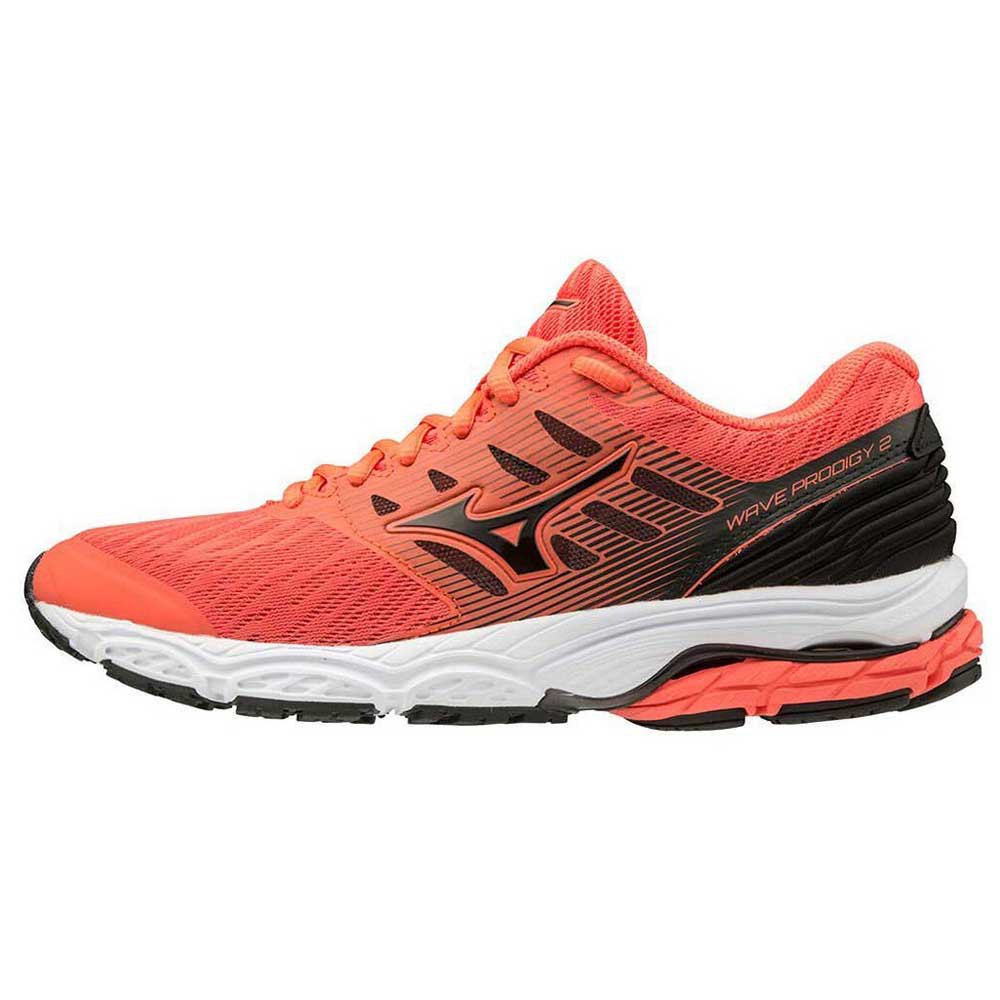 Mizuno Wave Prodigy 2 EU 36 1/2 Hot Coral / Black
