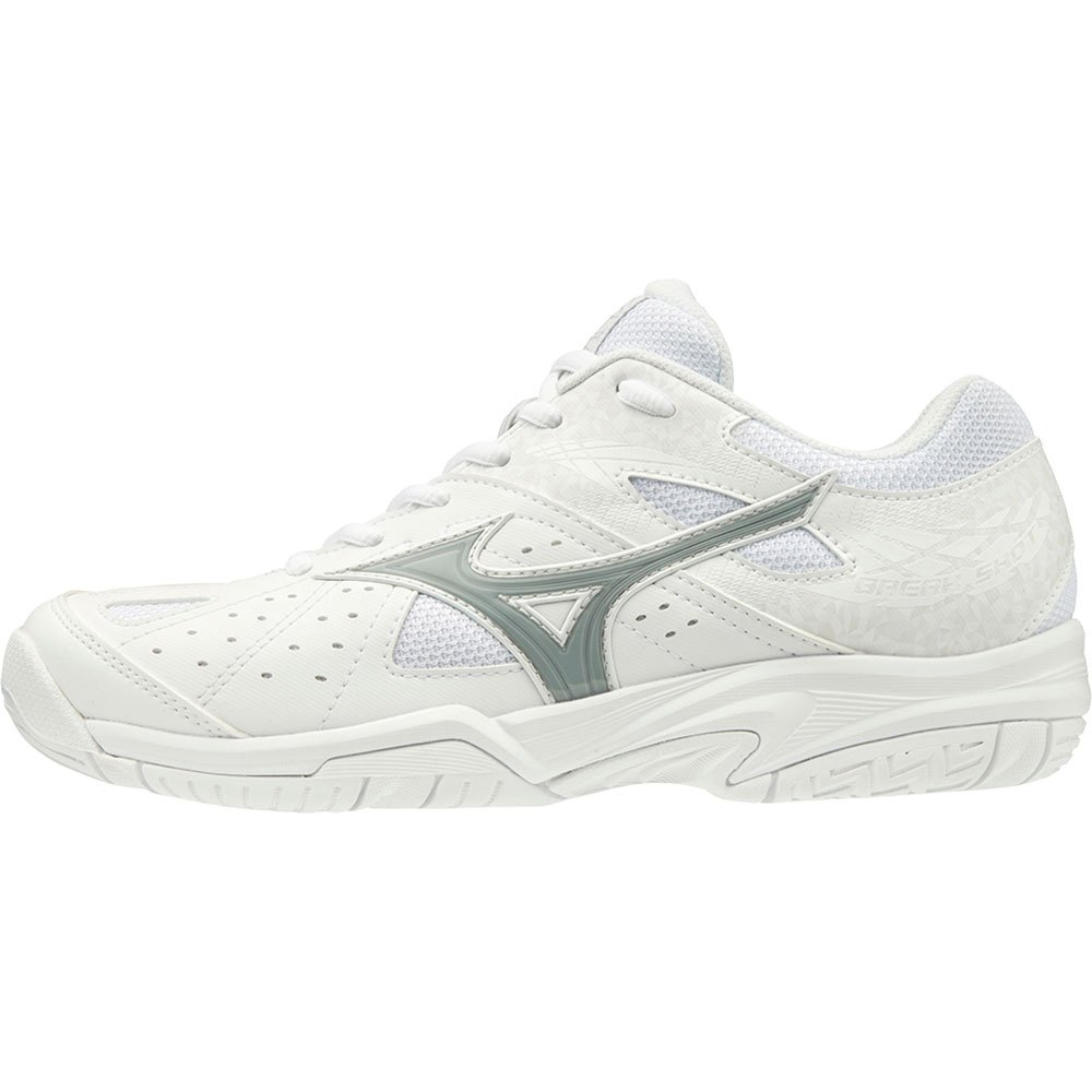 Mizuno Break Shot 2 Ac EU 38 1/2 White / High Rise / Nimbus Cloud