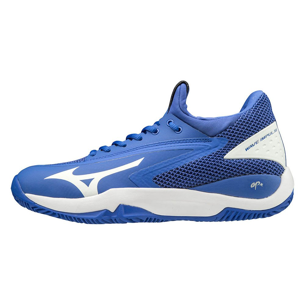 Mizuno Wave Impulse Cc EU 40 Dresden Blue / White / Dresden Blue