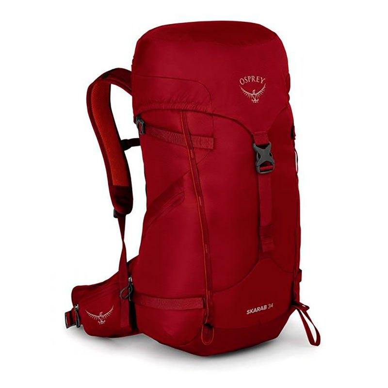 Osprey Sac À Dos Skarab 34l One Size Mystic Red